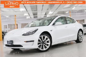 2019 Tesla Model 3 Long Range:6 car images available