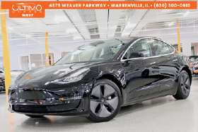 2018 Tesla Model 3 Long Range:6 car images available