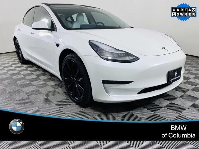 2020 Tesla Model 3 Long Range:24 car images available