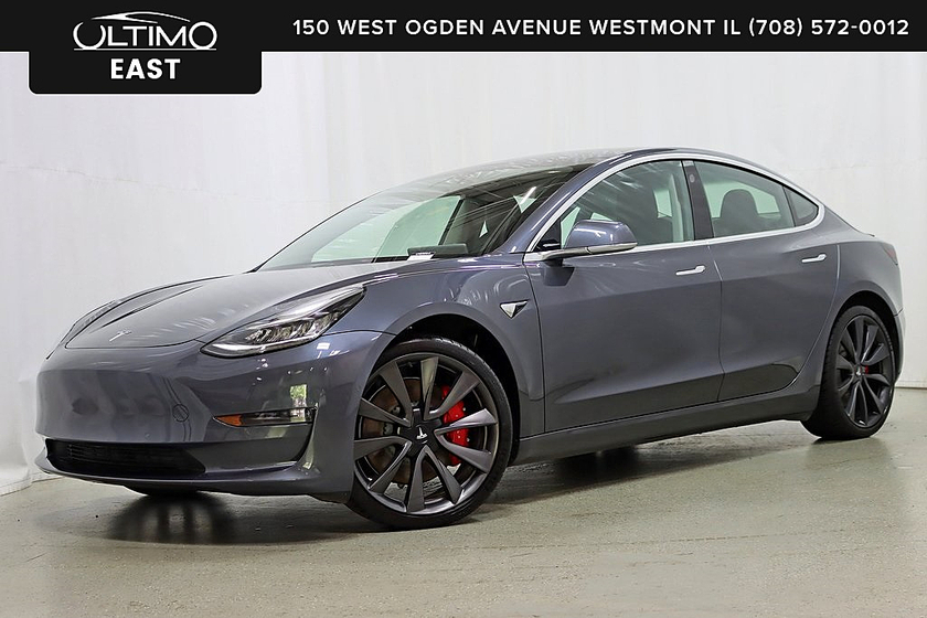 2020 Tesla Model 3 Performance:24 car images available