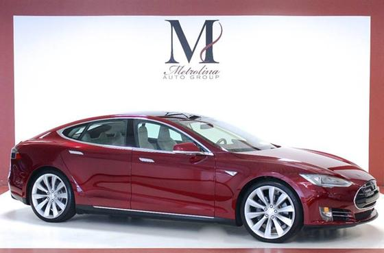 2012 Tesla Model S :24 car images available