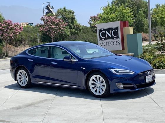 2017 Tesla Model S 100D:24 car images available