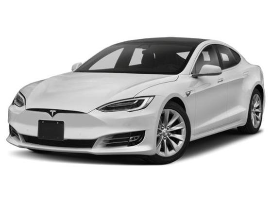2018 Tesla Model S 100D : Car has generic photo