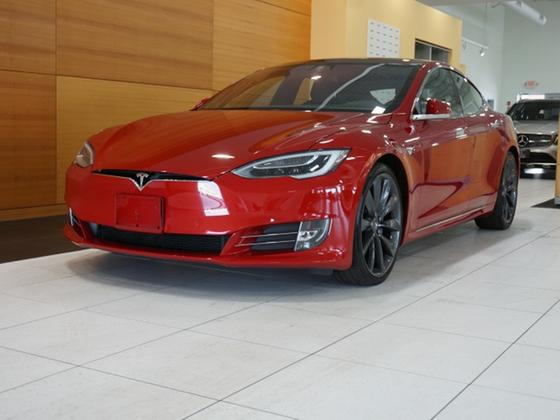 2017 Tesla Model S 100D:24 car images available