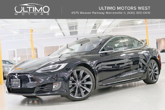 2017 Tesla Model S 100D:6 car images available