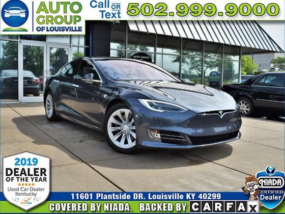 2017 Tesla Model S 75D:24 car images available