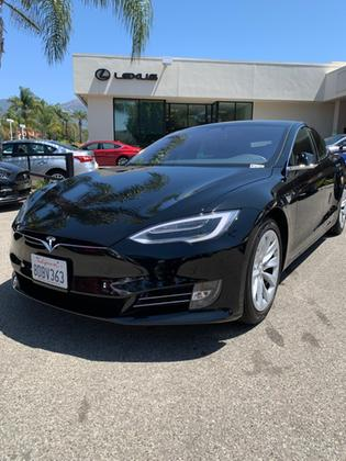 2018 Tesla Model S 75D:5 car images available