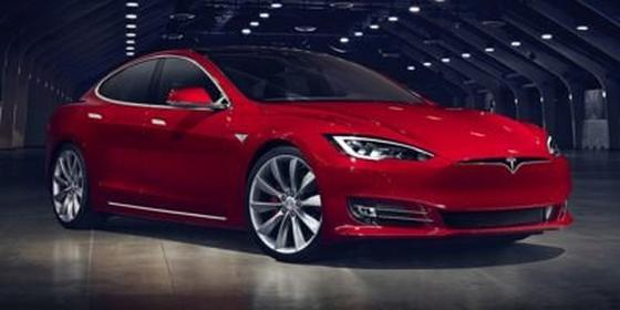 2017 Tesla Model S 75D : Car has generic photo