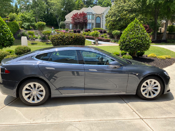 2018 Tesla Model S 75D:6 car images available