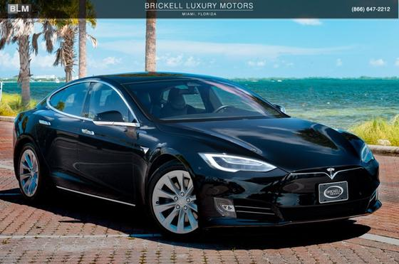 2018 Tesla Model S 75D:24 car images available