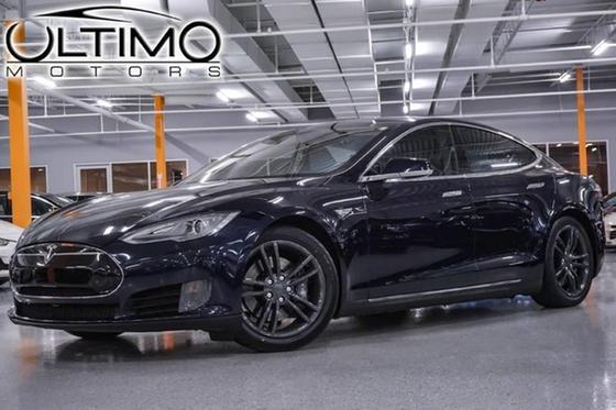 2012 Tesla Model S 85:24 car images available