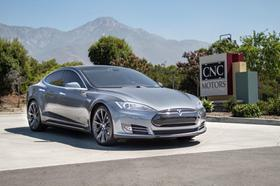 2014 Tesla Model S 85:24 car images available