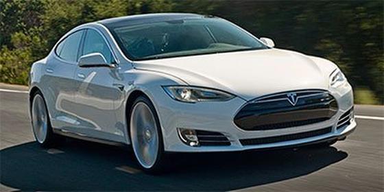 2012 Tesla Model S 85 : Car has generic photo