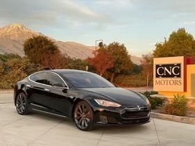 2015 Tesla Model S 85D:11 car images available