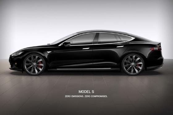 2017 Tesla Model S 90D : Car has generic photo