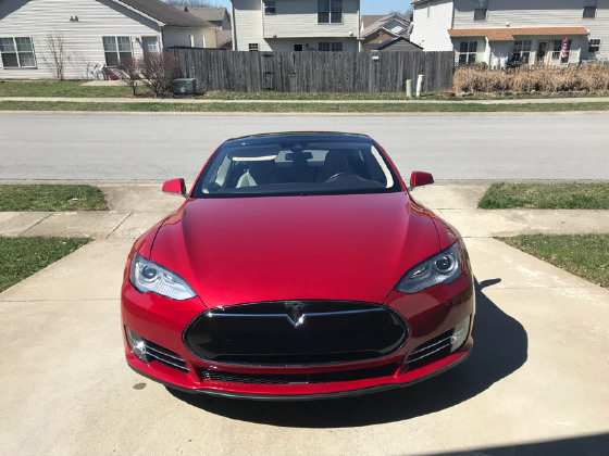 2015 Tesla Model S 90D:6 car images available