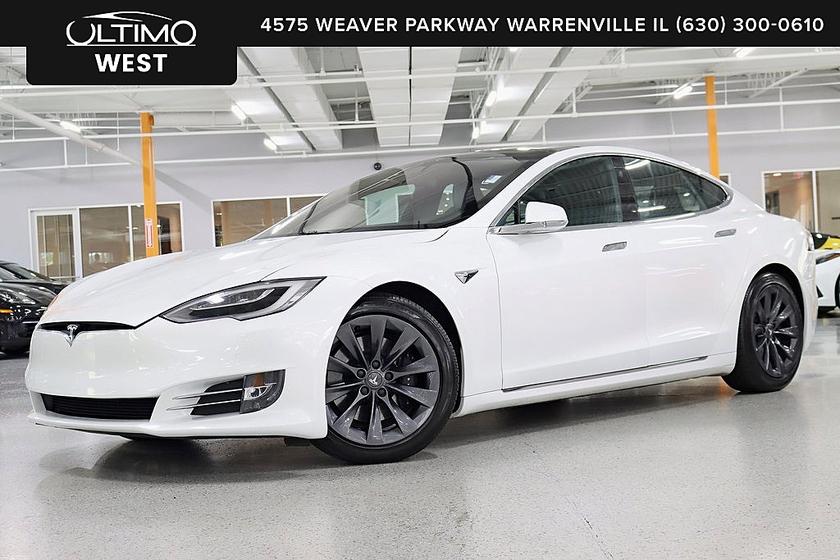 2020 Tesla Model S Long Range Plus:24 car images available