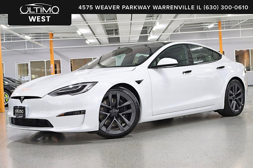 2021 Tesla Model S Long Range:24 car images available