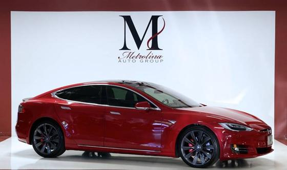 2016 Tesla Model S P100D For Sale in Charlotte, NC | Global Autosports