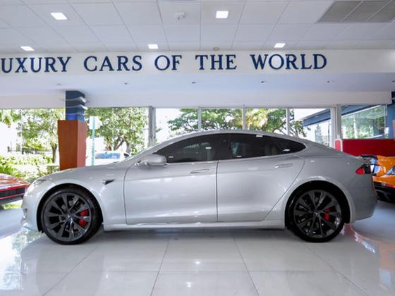 2018 Tesla Model S P100D For Sale in Fort Lauderdale, FL | Exotic