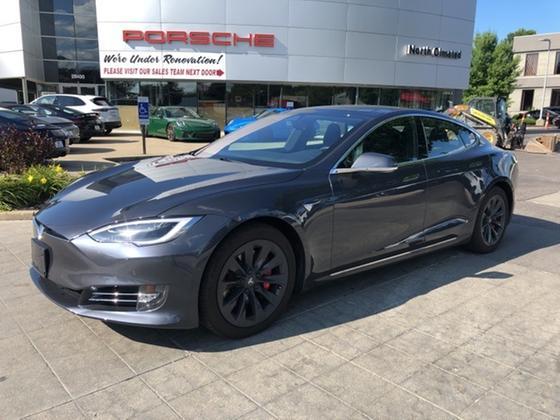 2018 Tesla Model S P100D:22 car images available