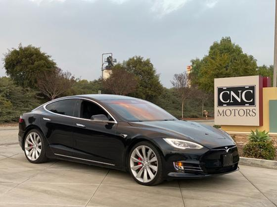 2016 Tesla Model S P100D:11 car images available