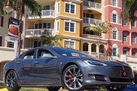 2018 Tesla Model S P100D:24 car images available