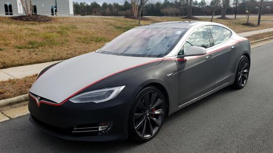 2017 Tesla Model S P100D:24 car images available