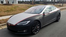 2017 Tesla Model S P100D:24 car images available
