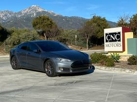2014 Tesla Model S P85:5 car images available