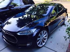 2014 Tesla Model S P85D:11 car images available