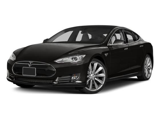 2015 Tesla Model S P85D : Car has generic photo