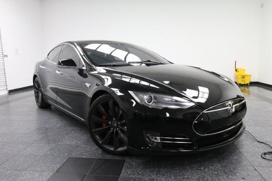 2014 Tesla Model S P85D:24 car images available