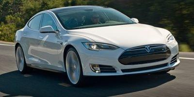 2014 Tesla Model S P85D : Car has generic photo