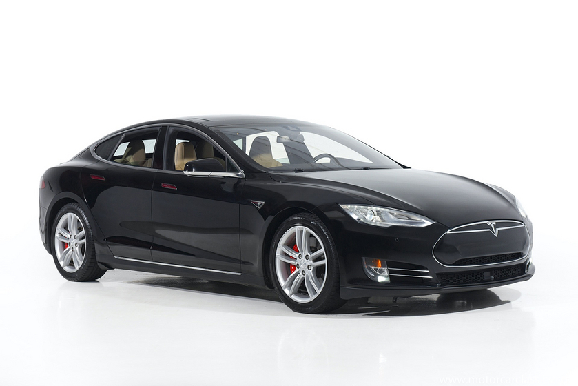 2014 Tesla Model S P85D:24 car images available