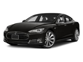 2015 Tesla Model S P90D : Car has generic photo