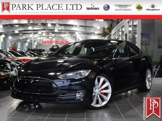 2015 Tesla Model S P90D:12 car images available