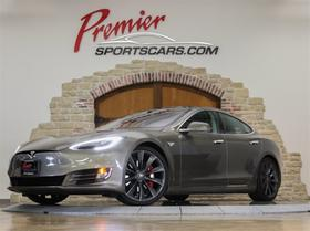 2016 Tesla Model S P90D:24 car images available