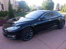 2013 Tesla Model S Performance:4 car images available