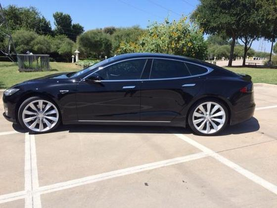 2014 Tesla Model S Performance:6 car images available