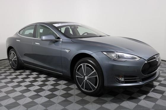 2014 Tesla Model S Performance:24 car images available