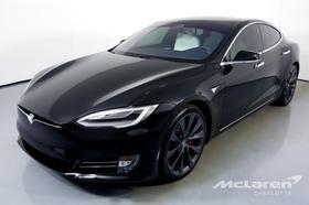 2020 Tesla Model S Performance