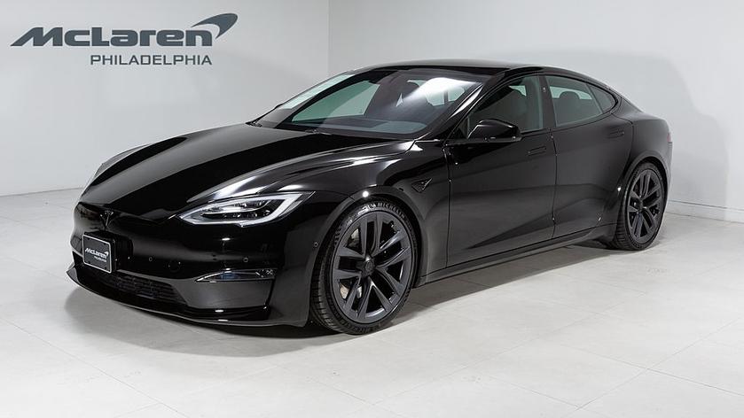2021 Tesla Model S Plaid:21 car images available