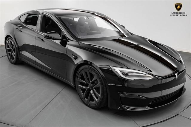 2021 Tesla Model S Plaid:24 car images available