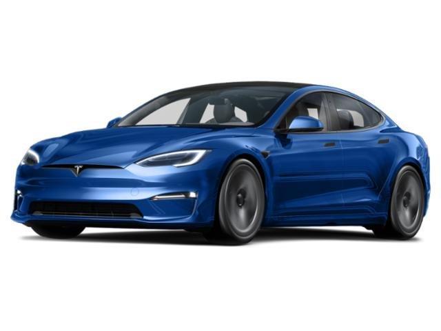 2021 Tesla Model S Plaid : Car has generic photo
