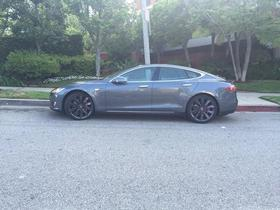 2014 Tesla Model S Signature Performance:6 car images available