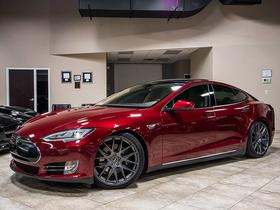 2012 Tesla Model S Signature Performance:24 car images available