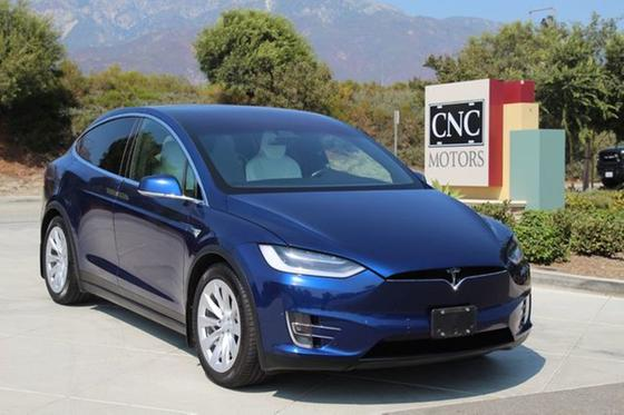 2017 Tesla Model X :24 car images available