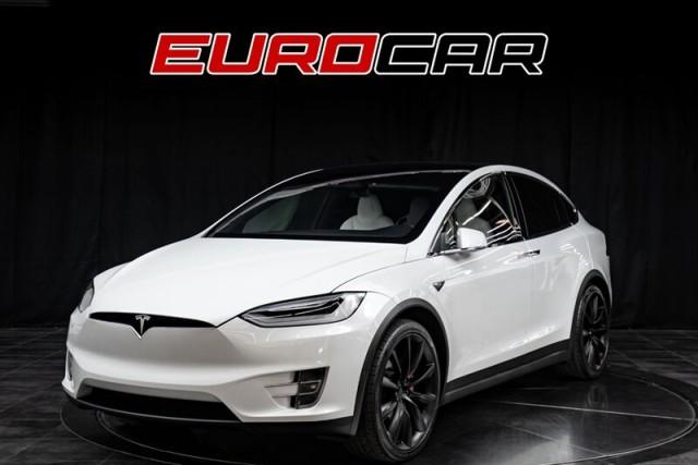 2020 Tesla Model X :24 car images available