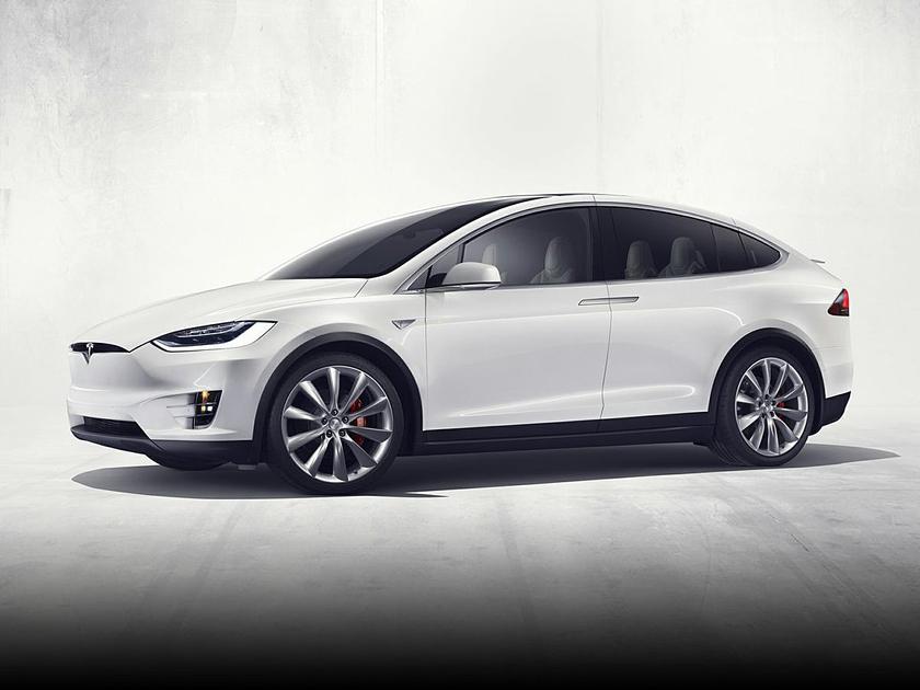 2020 Tesla Model X  : Car has generic photo